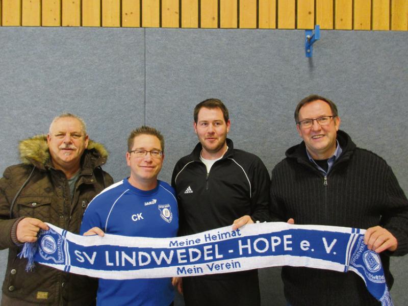 Lindwedel Hope