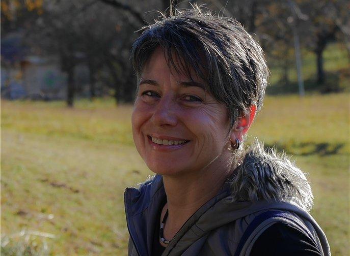 "Bettina Kopf legt nun ein ""Sabbatjahr"" ein  GB-Foto: gb"