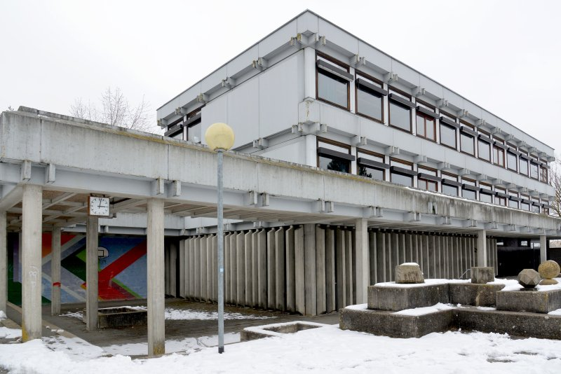 Ehemalige Kuppinger Nachbarschaftsschule: Zwei Kindergartengruppen sollen hier einziehen  GB-Foto: Holom