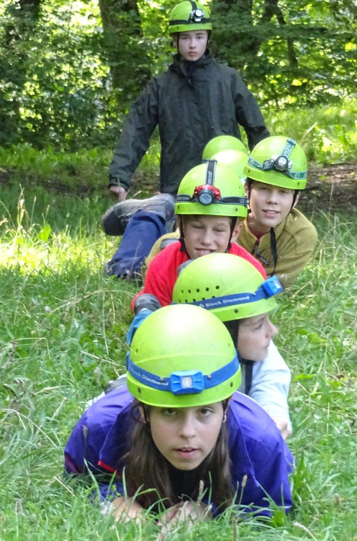 Ein buntes Spektrum: Arbeit mit Kindern in Deckenpfronn  GB-Fotos: gb