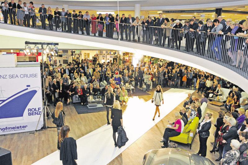 Rund 1300 Gäste Bei Der Sea Cruise Kreiszeitung Böblinger Bote