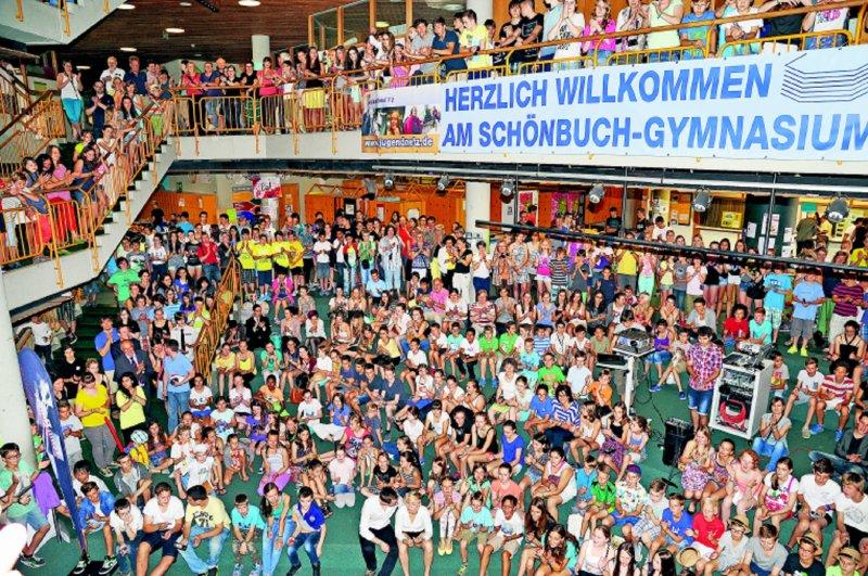Das Schönbuch Gymnasium Ist Tot Es Lebe Deim City Kreiszeitung