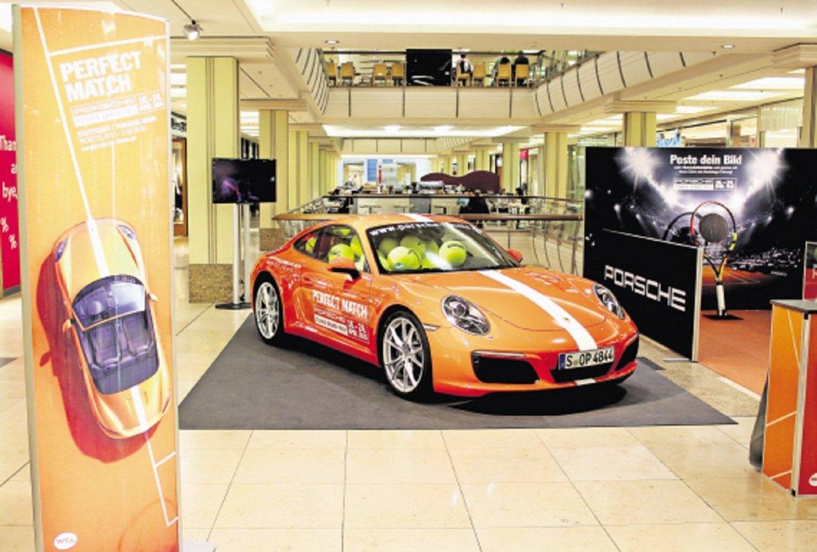 20 Ticketrabatt Beim Porsche Tennis Grand Prix 2020 News