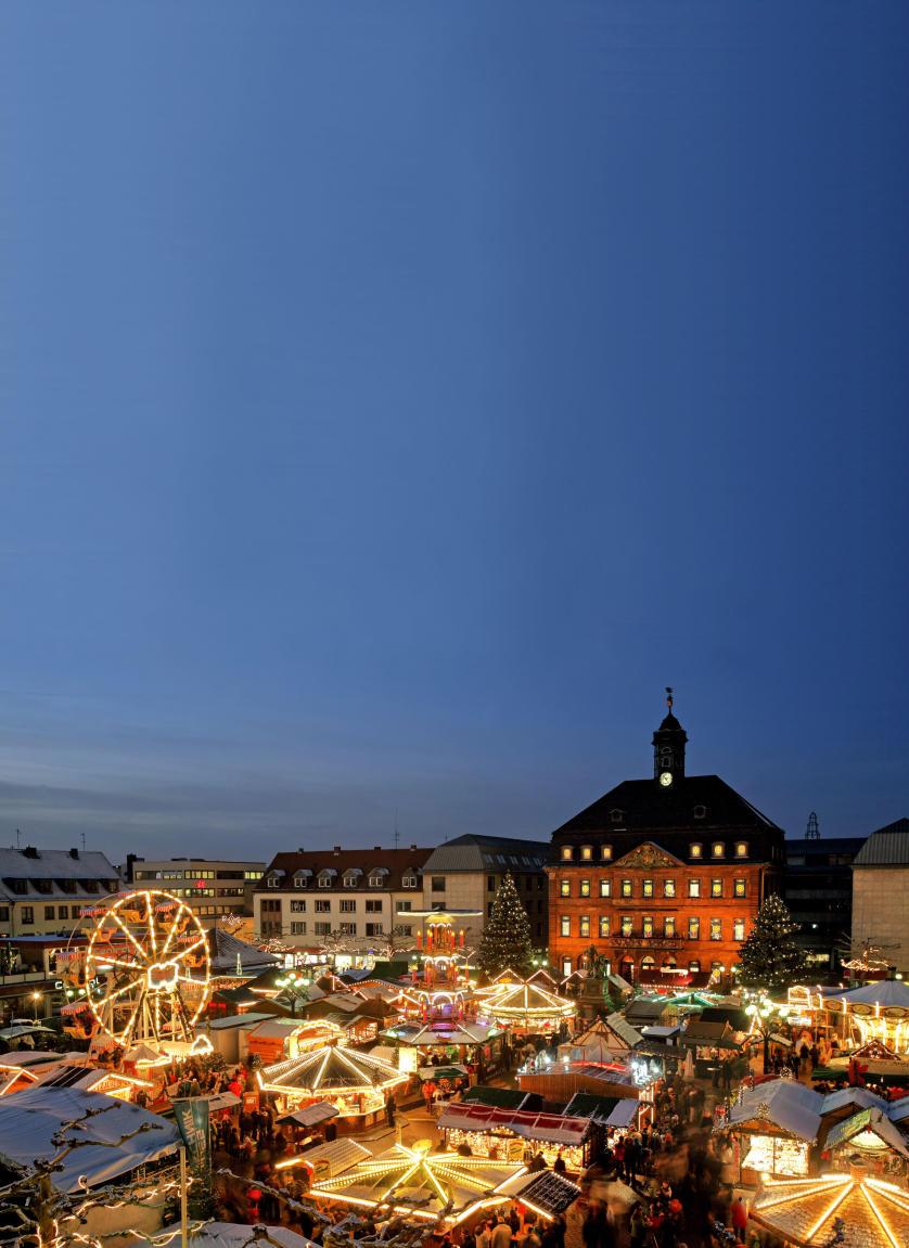 Weihnachtsmarkt Hanau.Das Bietet Der Hanauer Weihnachtsmarkt Hanauer Anzeiger