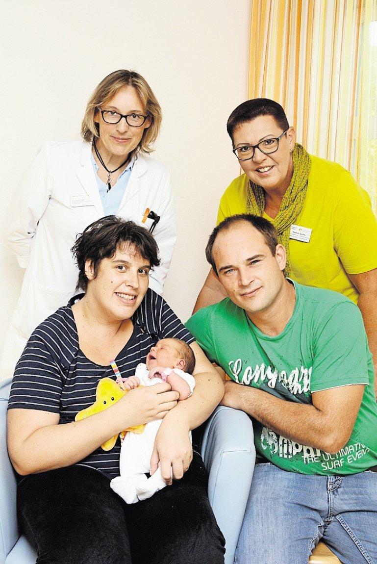 Krankenhaus Herrenberg hat Geburtenrekord im Visier - Kreiszeitung ...