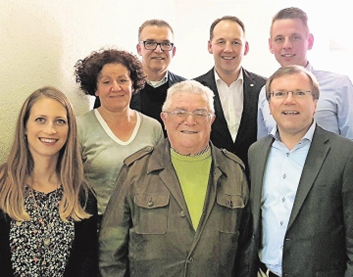 Willi Rebmann nach 52 Jahren aus Vorstand verabschiedet ...