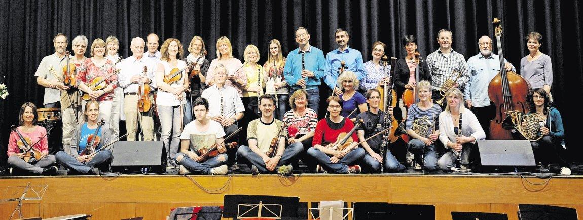 Jahreskonzert Des Schönbuch Ensembles Kreiszeitung Böblinger Bote