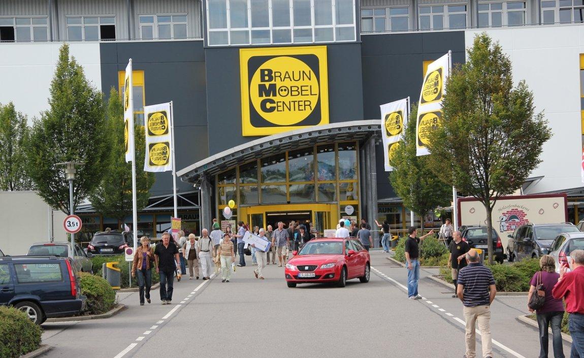 Mobel Braun Ladt Zur Messe Kreiszeitung Boblinger Bote