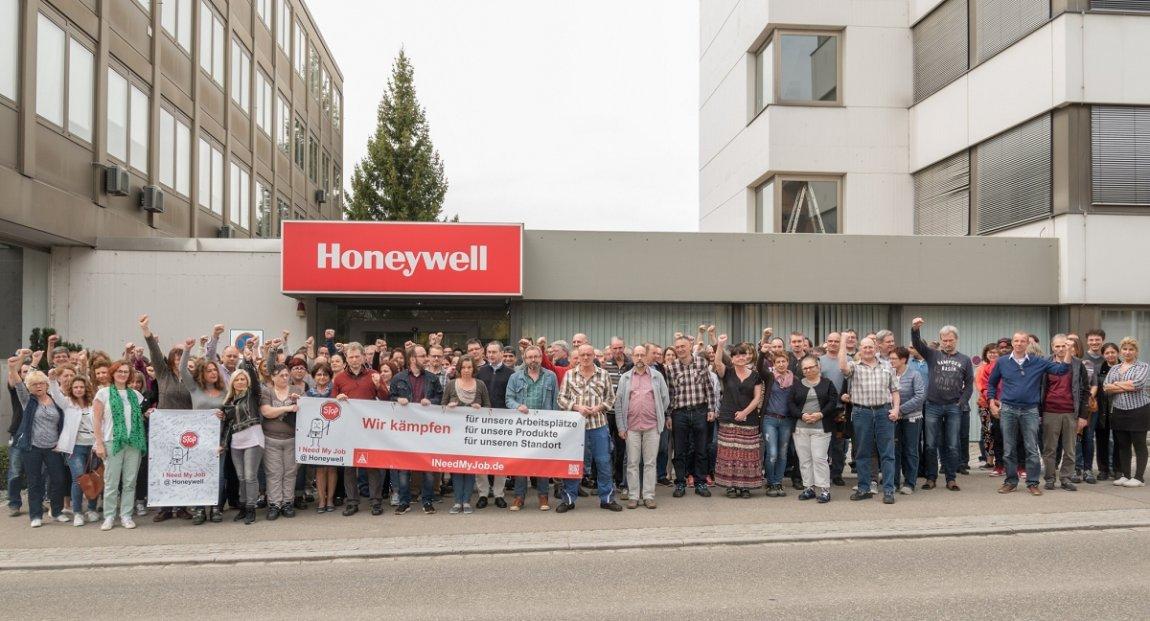 Honeywell In Schönaich 45 Mitarbeiter Müssen Gehen Kreiszeitung