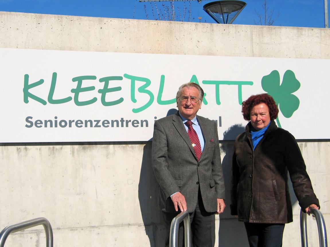 DRK-Seniorenzentren Kleeblatt: Neuer Vorstand stellt Pläne vor ...